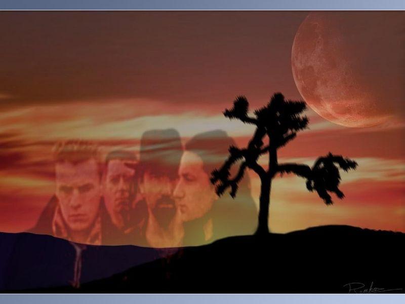 U2-Joshua Tree