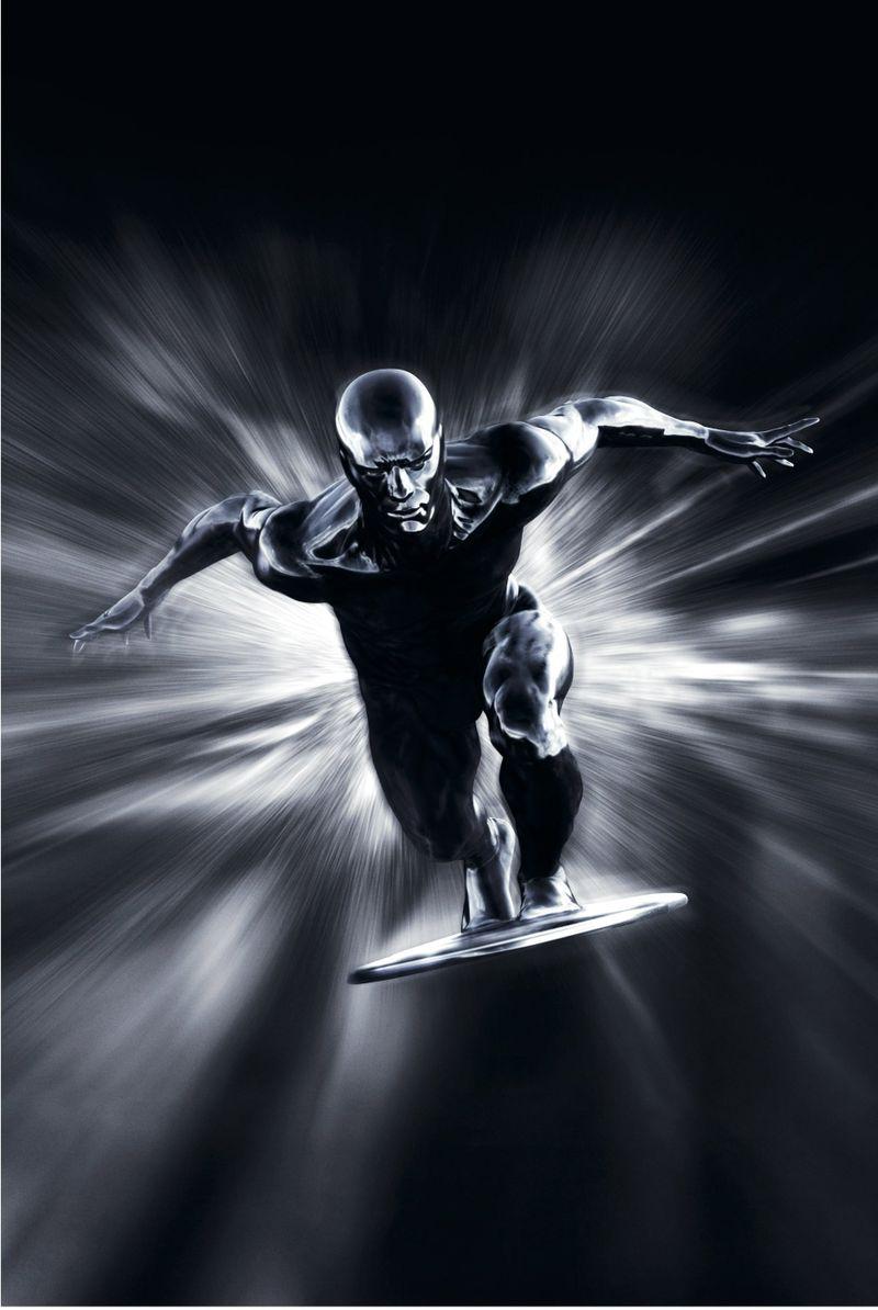 Silver Surfer surferrise