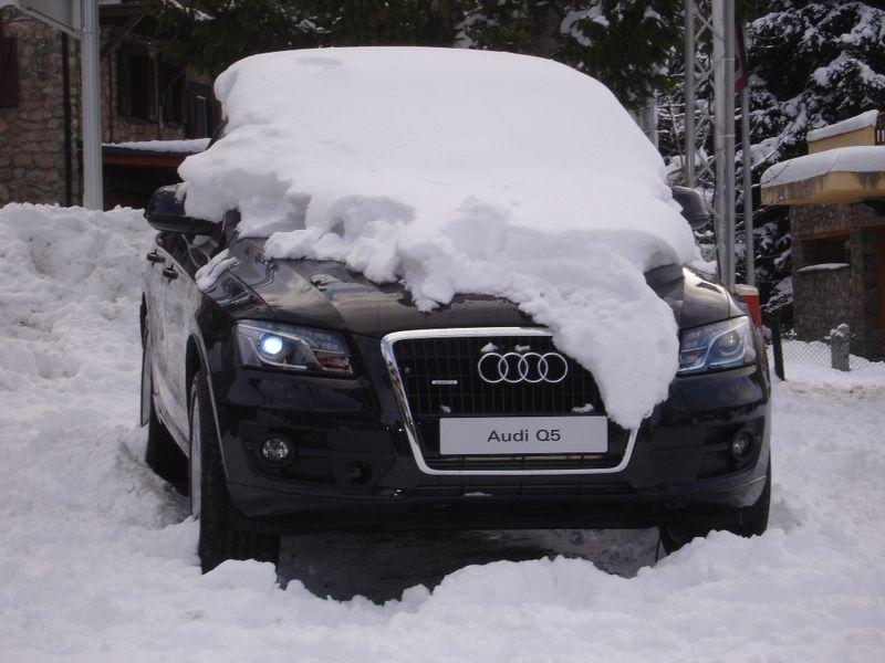 Suv Audi Neve