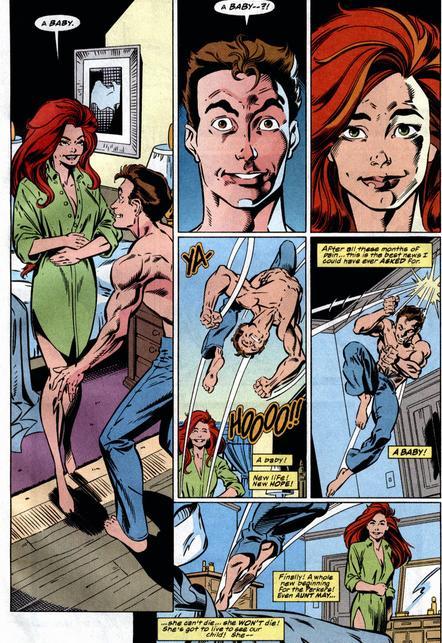 Spider Man Mary J