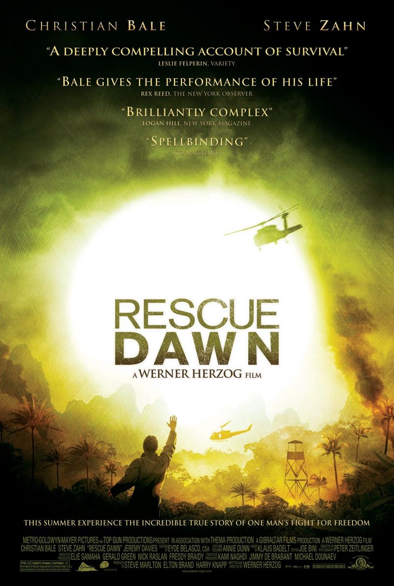 Rescue dawn alba libertà