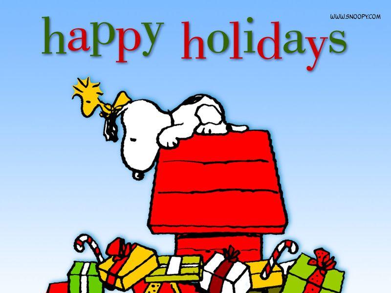 Snoopy-Christmas-peanuts-