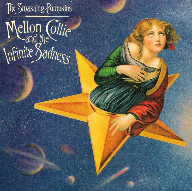 Smashing Pumpkins - MellonCollie