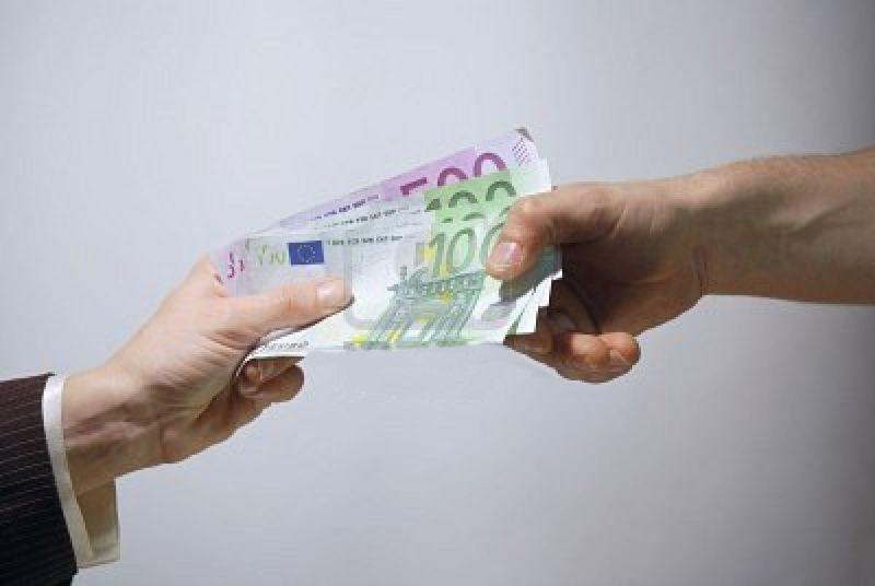 Contanti pagamenti