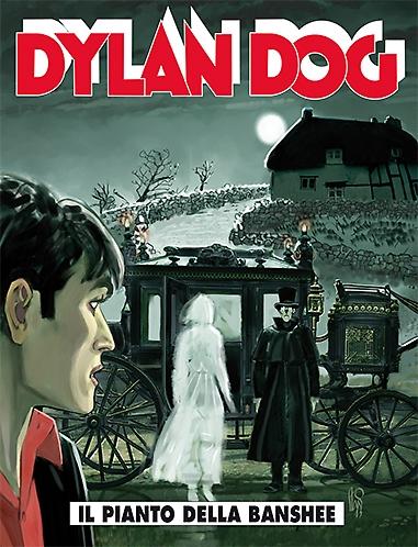 Dylan Dog il pianto della banshee