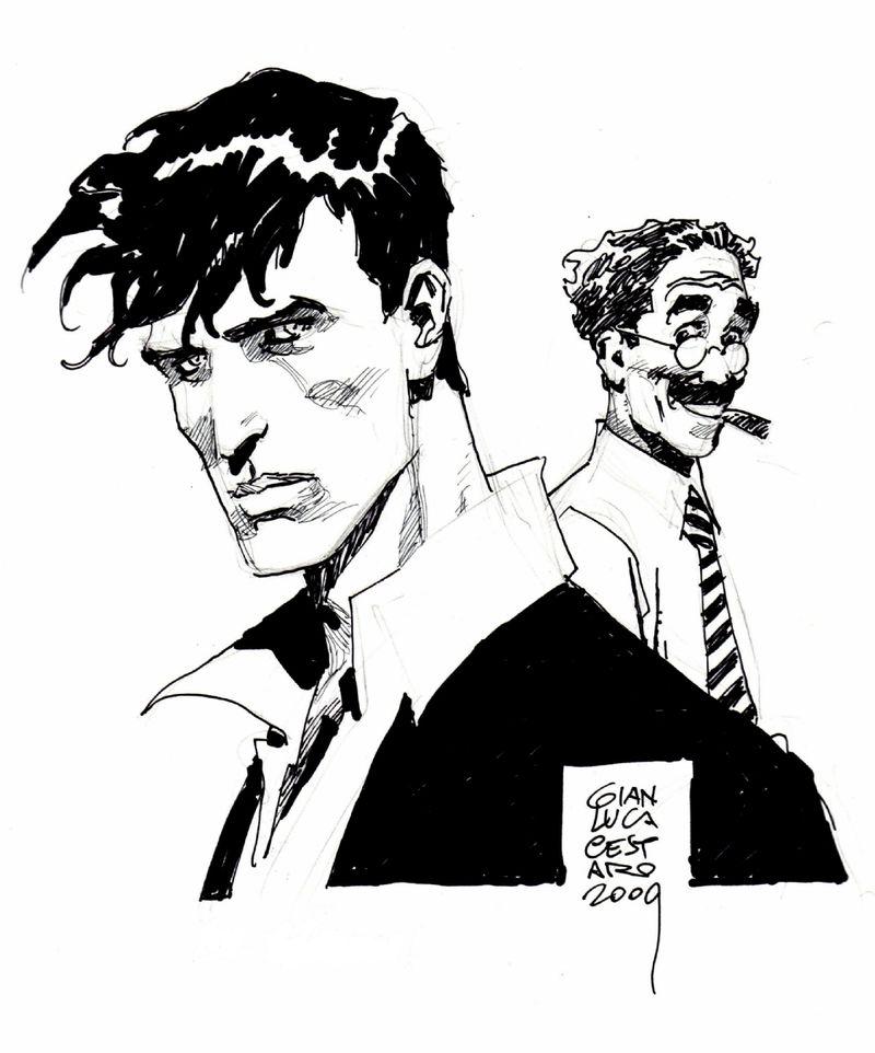 Groucho Dylan Gianluca Cestaro